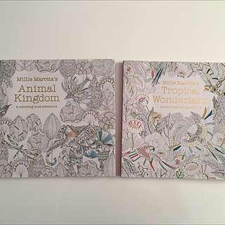 Brand New Colouring Books