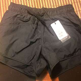 Brand New Country Road Black Running Shorts