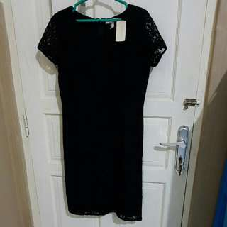 Women Lace Dress Forever21 Repriced