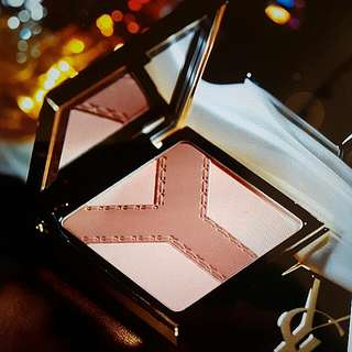 Authentic YSL PALETTE Y COLLECTOR POWDER FOR COMPLEXION  (LMTD EDT)