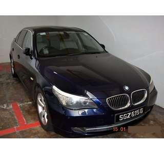 Depreciation - $830/mth -  BMW 523i XL