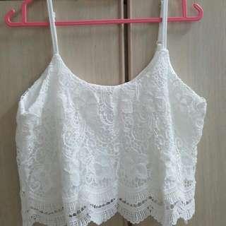 White Camisole Blouse
