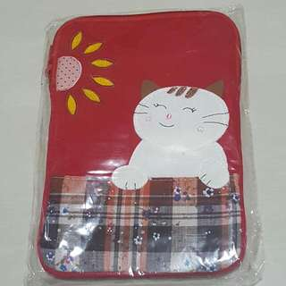 Kitty Tablet Pouch