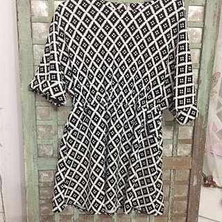 Cache Cache Printed Dress