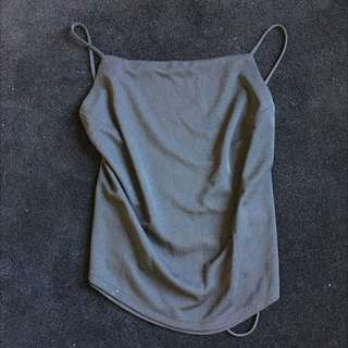Backless Cue Top