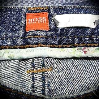 Hugo Boss (Authentic) Womens Jeans