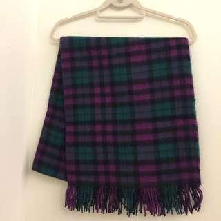 Lulu's 購入流蘇圍巾