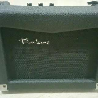 15W Prac Bass AMP