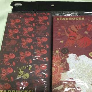 Starbucks Red Pocket by free normal mail