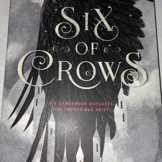 Six Of Crows By Leigh Berdugo