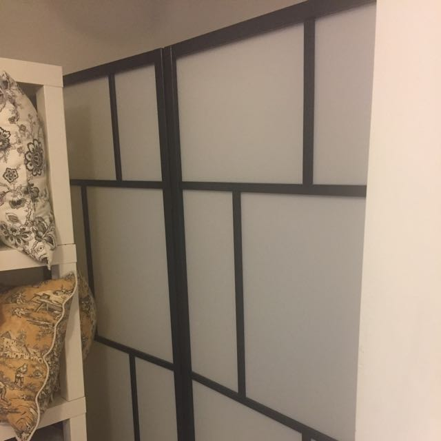 3 Panel Partition