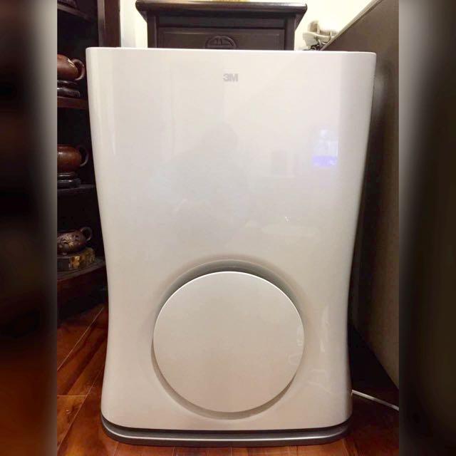 3M淨呼吸空氣清淨機-超薄型CHIMSPD-188WH