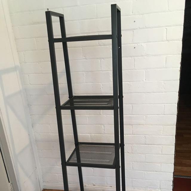 4 Tier Metal Shelf / Rack