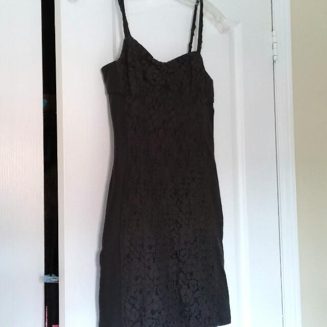 American Eagle Fitted Dress