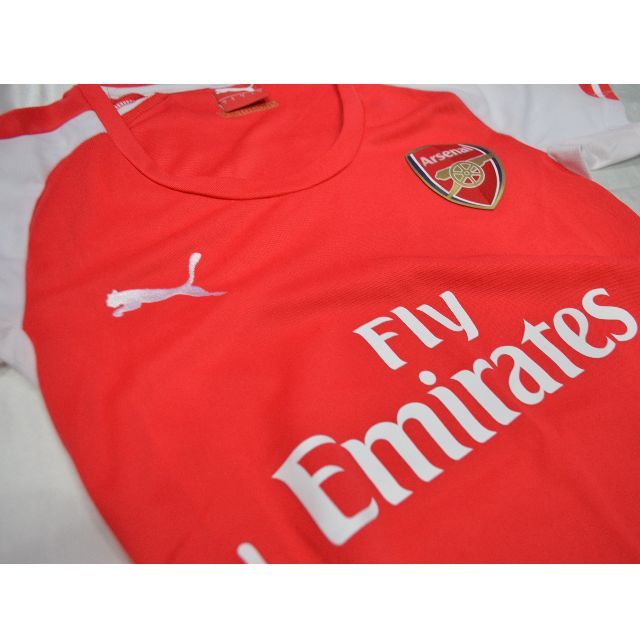 the best attitude 8893d 77316 Arsenal 2014-2015 Home Jersey AAA Puma Fly Emirates