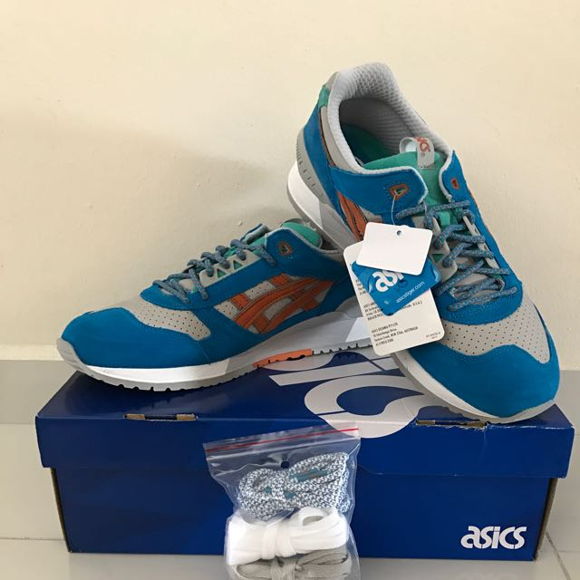 Asics Gel Respector X Patta / Size 8.5 Us / 7.5 uk