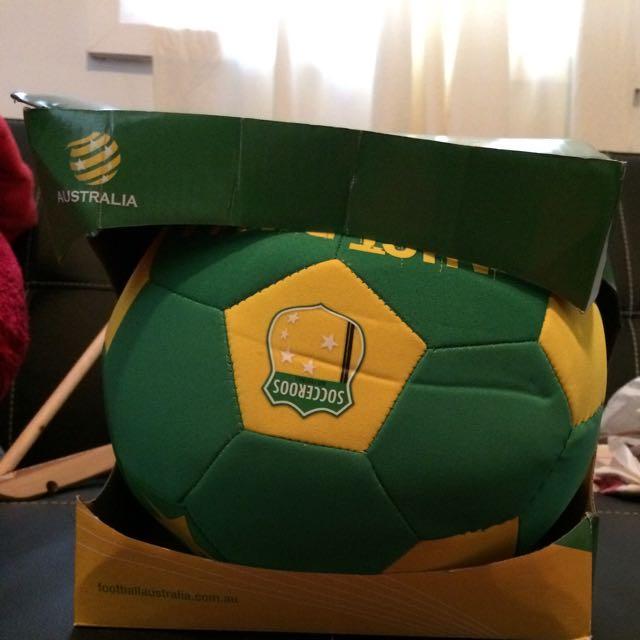 Aussie FIFA Soccer Ball
