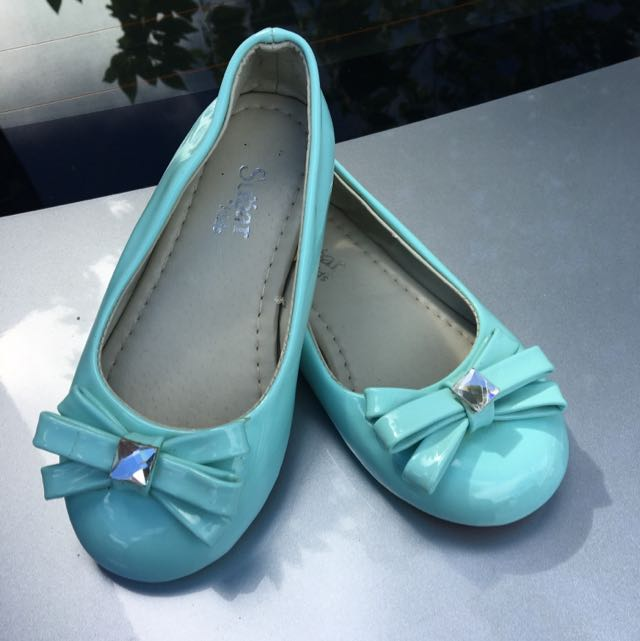 BABY GIRL's Doll Shoes