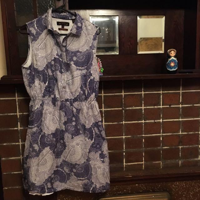 Ben Sherman Silk/Cotton Dress