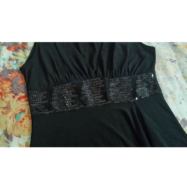 Repriced! Black Formal Gown