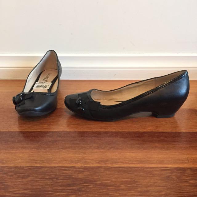 Black Super Soft Shoe