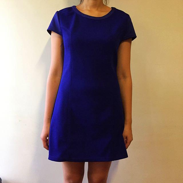 Blue Dress: Size 10