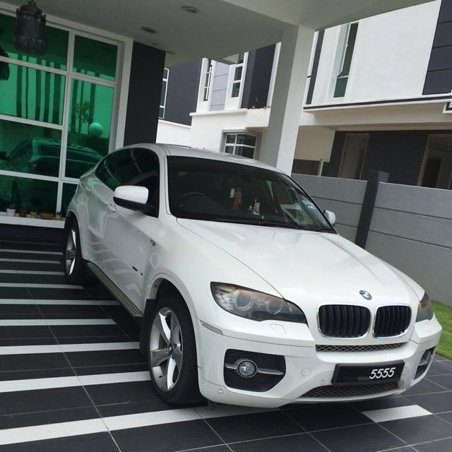 Bmw X6 For Rent Cars Vehicle Rentals On Carousell