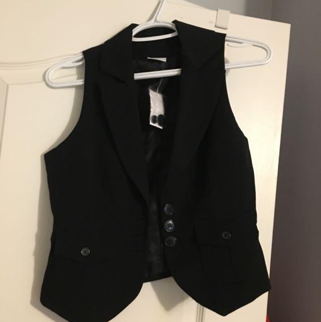 Brand New Work Vest XS