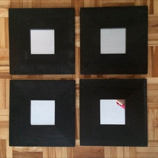 Brown/Black Mirror Frames