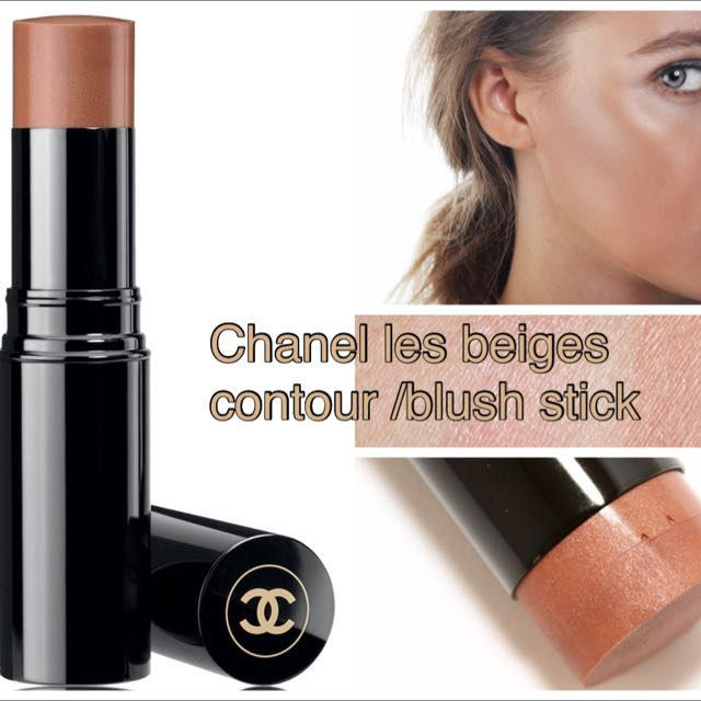 Chanel Les Beiges Contour /Blush Stick