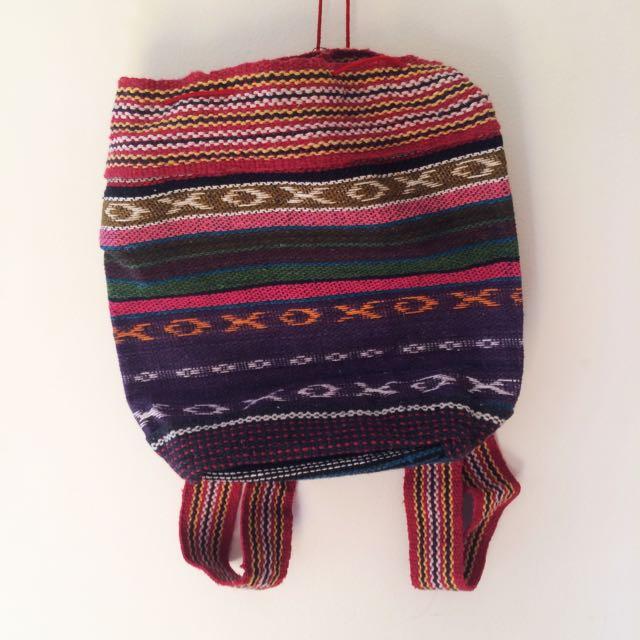 Children's Hessian Bag