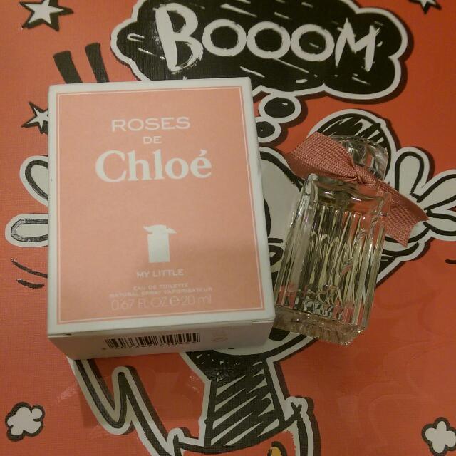 Chloe 小小玫瑰女性淡香水(20ml)