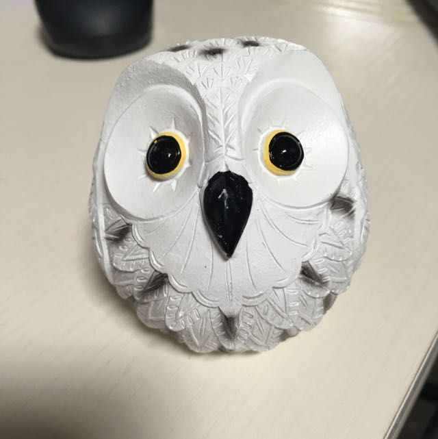 Desk Item Owl