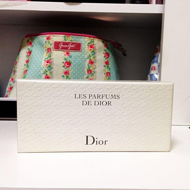Dior 香水禮盒