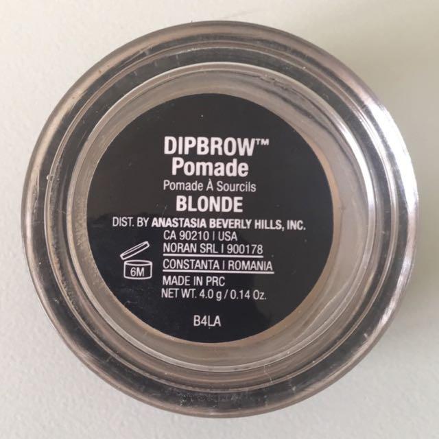 Dip Brow Pomade