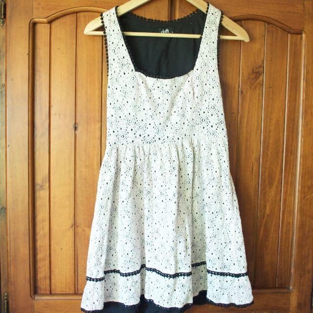 Dotti Lace A Line Dress
