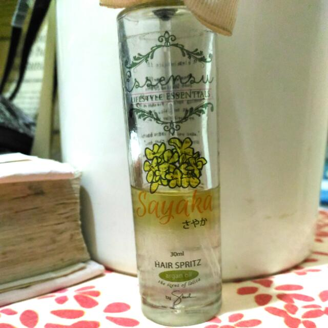 Essensu Hair Spritz Perfume
