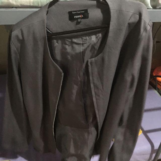 essenxa coat formal