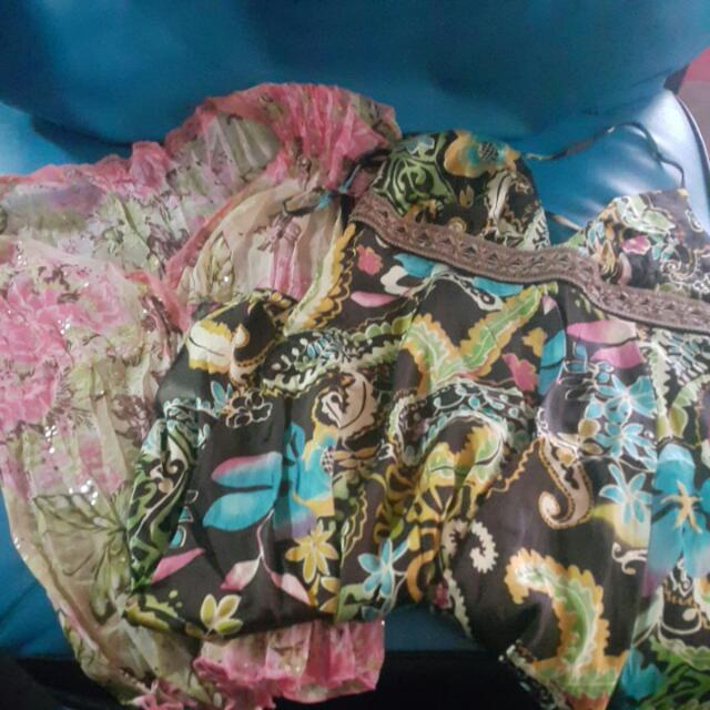 FloweryShirt&Dress (Set5)