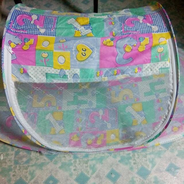 Foldable Baby Bed Mosquito Net
