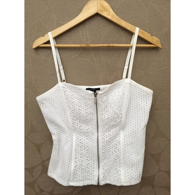 Forever 21 corset top