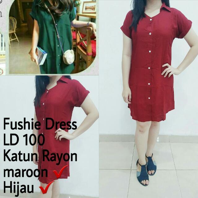 Fushie Dress