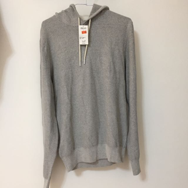 Gap 套頭毛衣 Light Gray