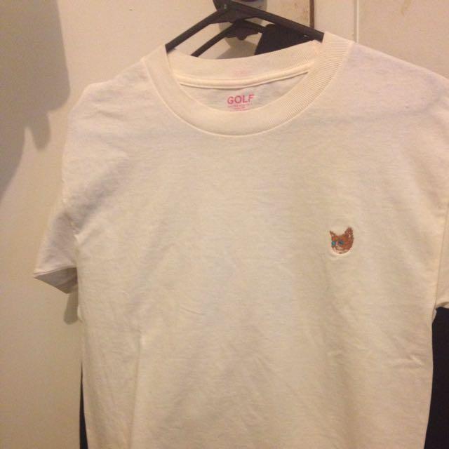 Golf Wang Kill Cat shirt (PRICE DROPPED)