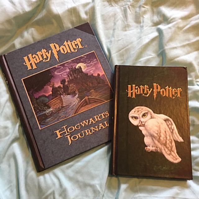 Harry Potter Journals