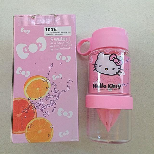 Hello Kitty Citrus Bottle
