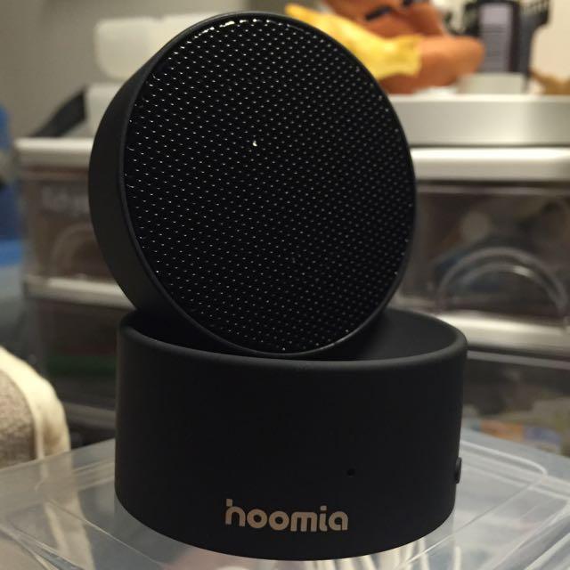 Hoomia 旋轉式藍芽喇叭