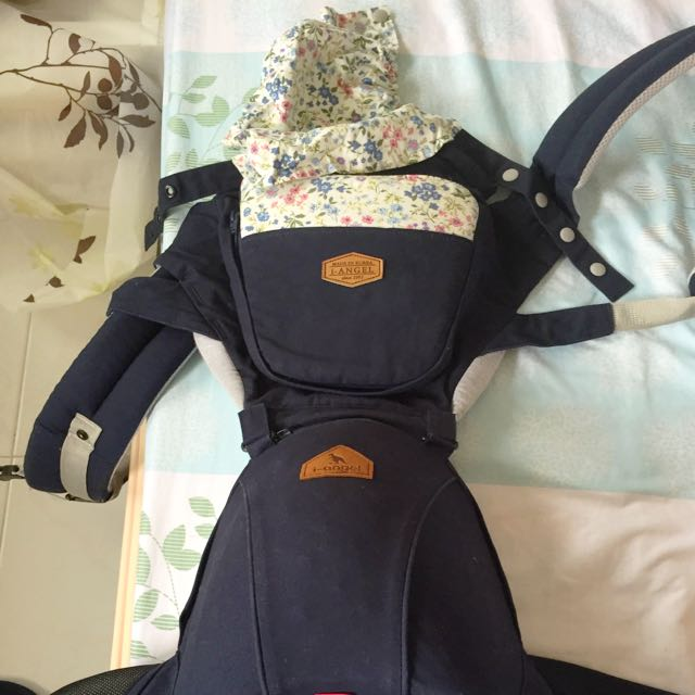 I-angel Fleur Hipseat Baby Carrier