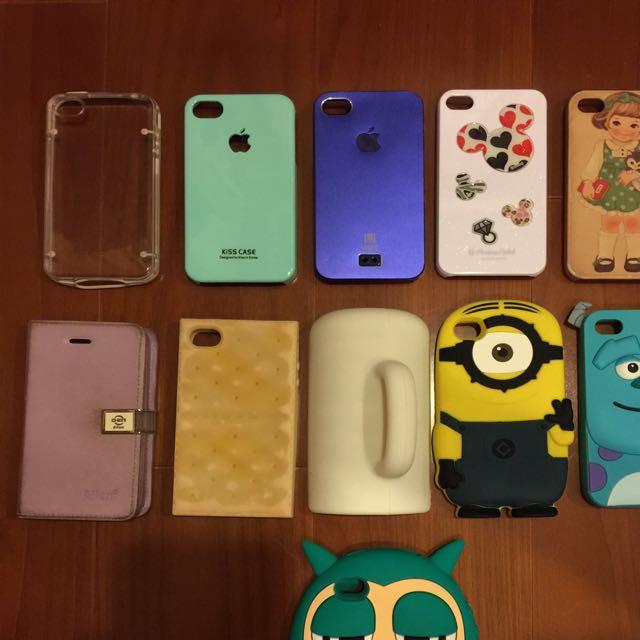 Iphone 4/4s保護殼