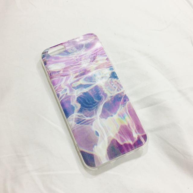 iphone 6/6S 水紋手機軟殼